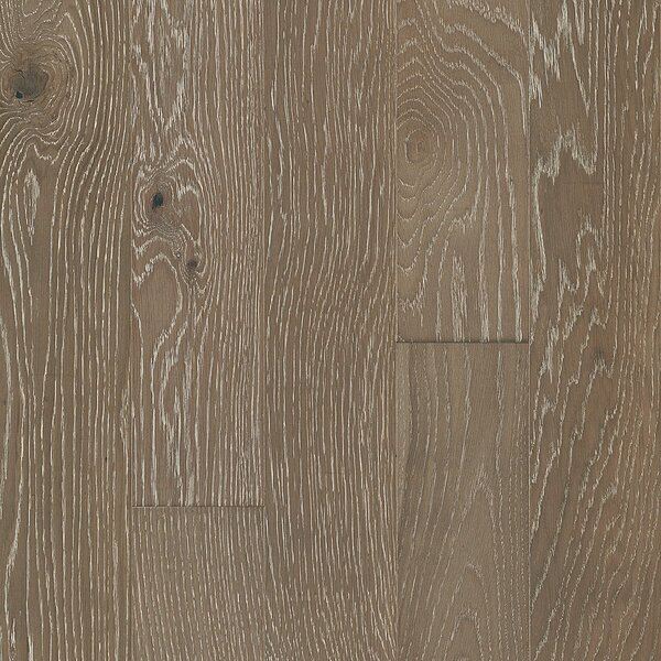 Impressions 5 Engineered Oak Hardwood Flooring in Limed Rainy Weather by Armstrong Flooring