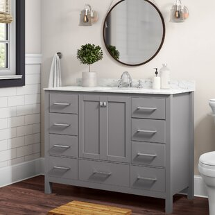 Space Saving Bathroom Vanity | Wayfair