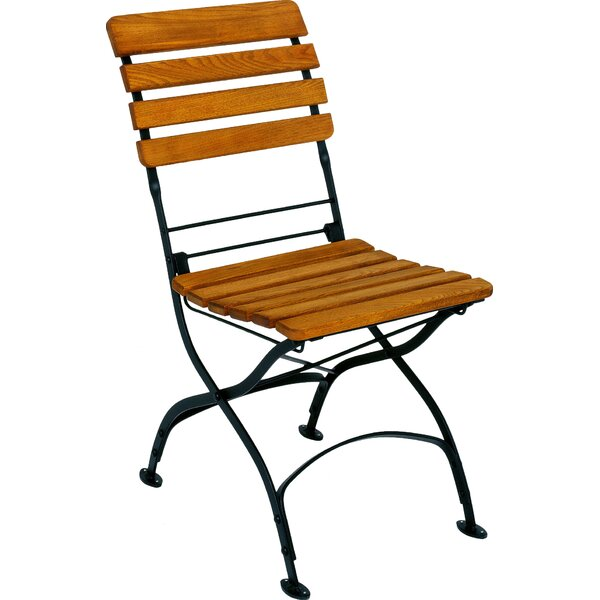 Dowe Folding Dining Chair by August Grove