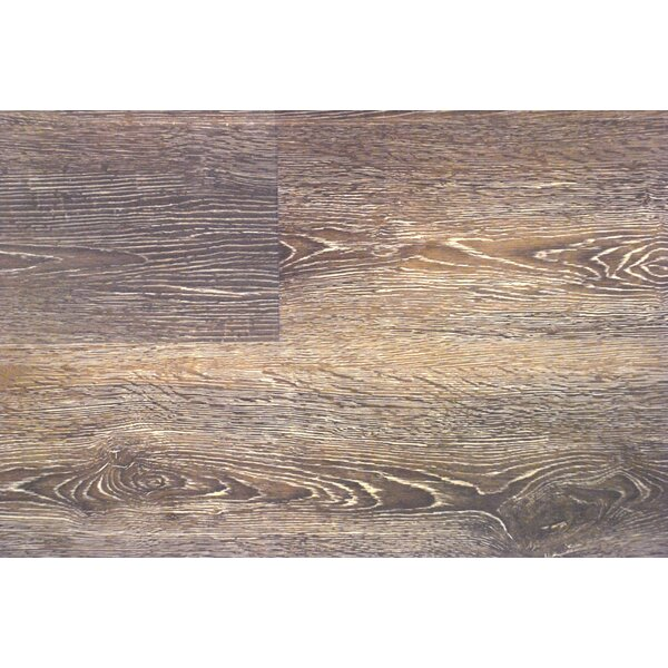 1 x 4.25 x 94 Oak Flush Stair Nose in XL-Bishop by All American Hardwood