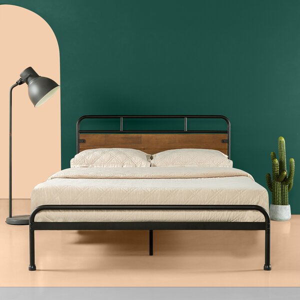 Vong Bed Frame by Gracie Oaks