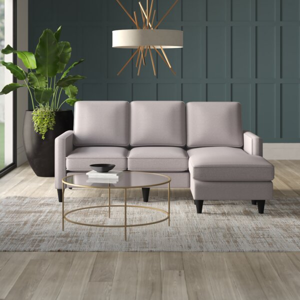 Botkin Right Hand Facing Sectional by Mercury Row