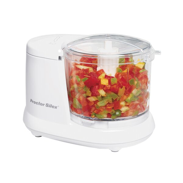 1.5 Cup Mini Food Chopper by Proctor-Silex