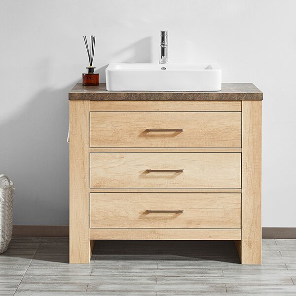 Kemp 36 Single Bathroom Vanity Set by Union Rustic