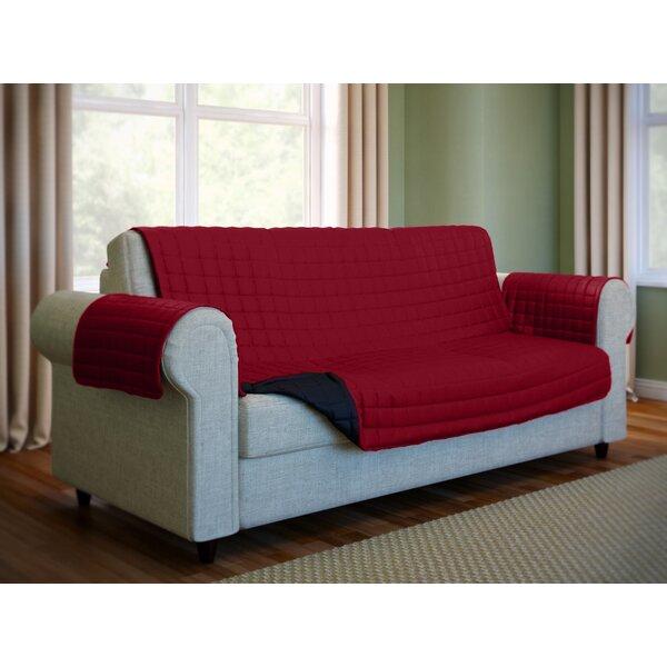 Wayfair Basics Box Cushion Sofa Slipcover By Wayfair Basics™