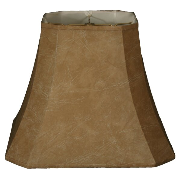 Timeless 14 Faux Leather Novelty Lamp Shade by Royal Designs