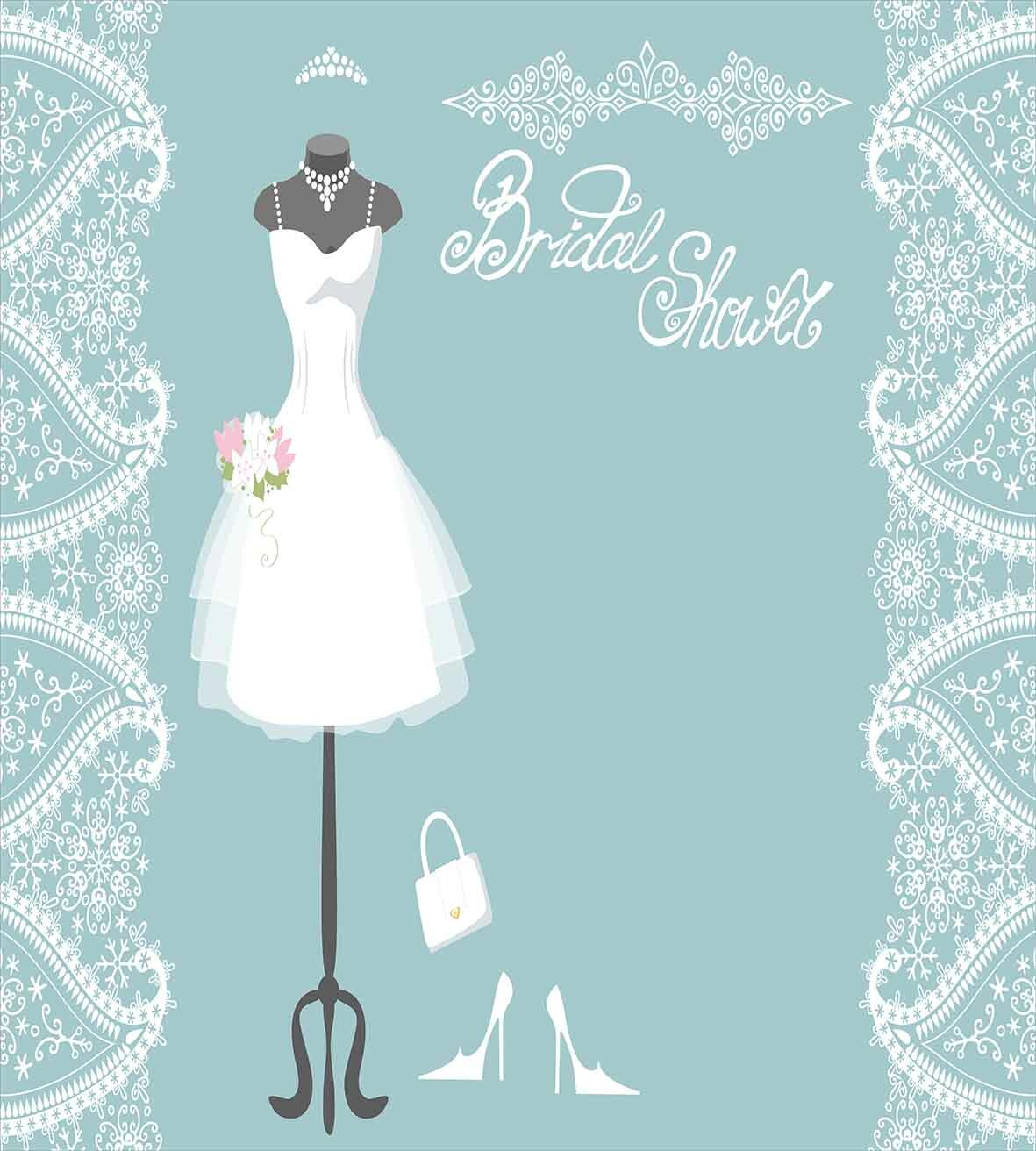 Ambesonne Bridal Shower Decorations Duvet Set | Wayfair