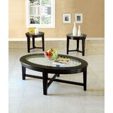 Netto 3 Piece Coffee Table Set by Red Barrel Studio®