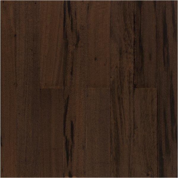 Global Exotics 3-1/2 Engineered Exotic Hardwood Flooring in Tigerwood Brazilian Taupe by Armstrong Flooring