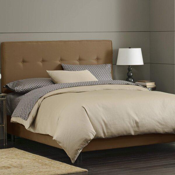 Lenora Upholstered Standard Bed by Alcott Hill Alcott Hill