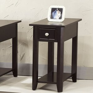 Shellenberger Chairside Table by Darby Home Co