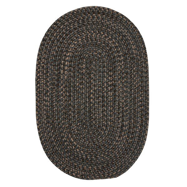 Abey Charcoal Area Rug by Loon Peak