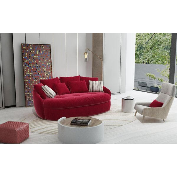 Dashing Stehouse Sofa by Orren Ellis by Orren Ellis
