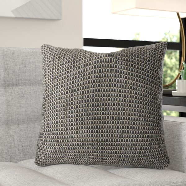 Manetta Luxury Throw Pillow by Orren Ellis