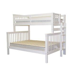Comparison Treva Twin over Full Bunk Bed ByHarriet Bee