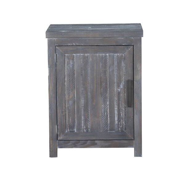 Emig 1 Door Accent Cabinet by Millwood Pines