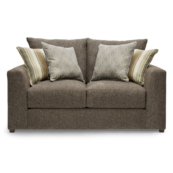 Kopervik Loveseat By Ebern Designs