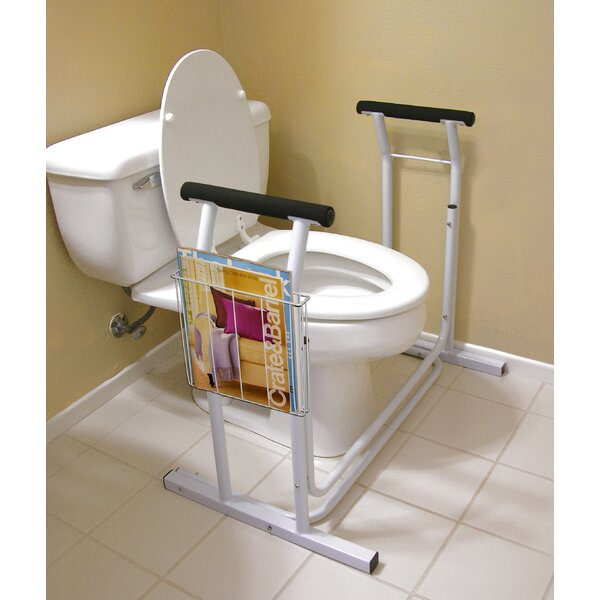 Deluxe Toilet Safety Frame by Jobar International