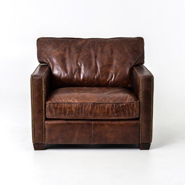 Cribbs Club Chair by Fleur De Lis Living