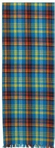 Findley Plaid Table Runner (Set of 2) by Red Barrel Studio
