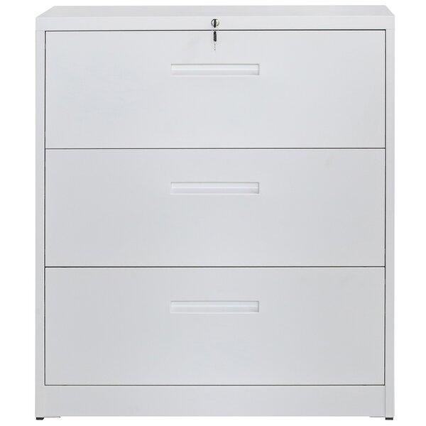Sevval 3-Drawer Vertical filing cabinet