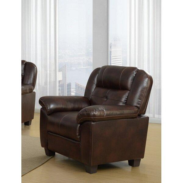 Dickson Arm Chair by Charlton Home