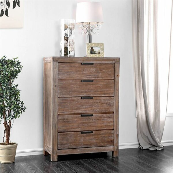 Cayson 5 Drawer Chest by Foundry Select