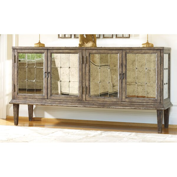 Melange DeVera Console Table by Hooker Furniture