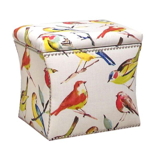 Armington Birdwatcher Storage Ottoman by Red Barrel Studio Red Barrel Studio