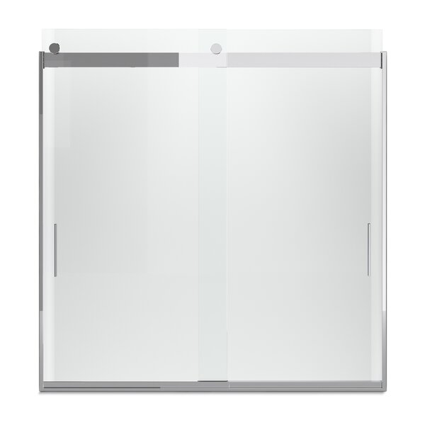 Levity 59.63 x 62 Bypass Bath Door with CleanCoat® Technology by Kohler