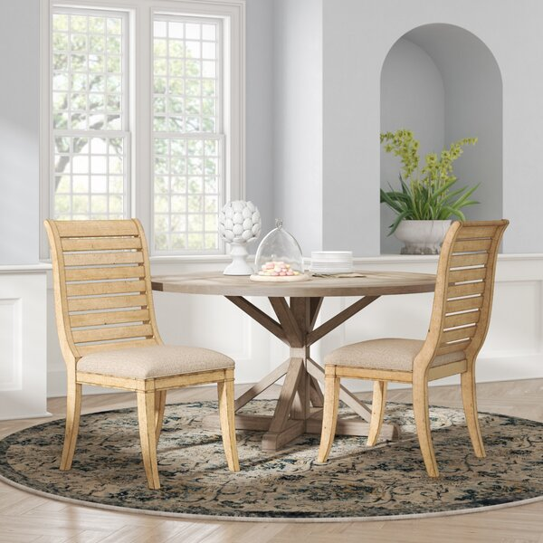 Brumiss Side Chair (Set of 2) by Gracie Oaks