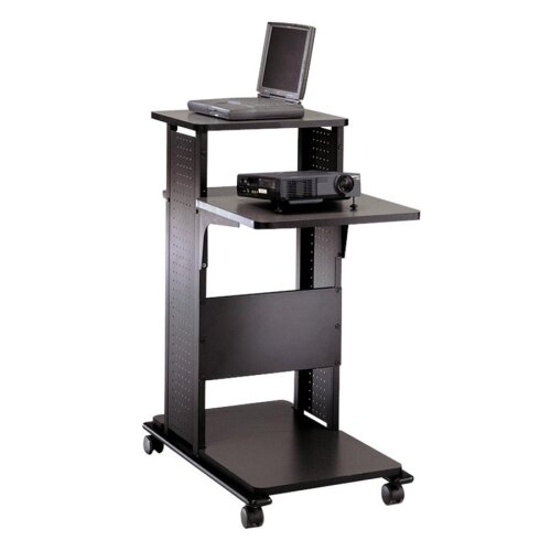 Presentation Adjustable AV Cart by Tiffany Office Furniture