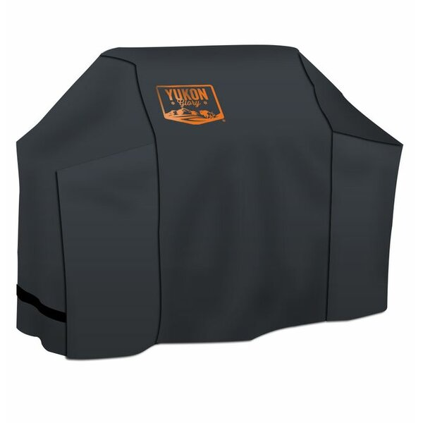 Weber Spirit 200/300 Series Premium Grill Cover - Fits up to 53 by Yukon Glory