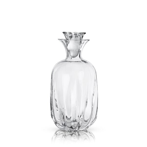 Raye™ Crystal Cactus Liquor 48 oz. Decanter by Viski