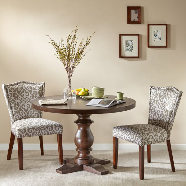Booth Dining Table by Darby Home Co