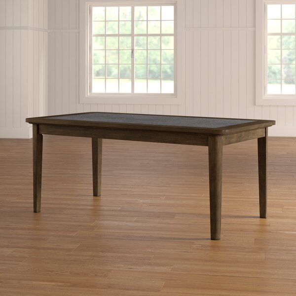 Kennemer Dining Table by Three Posts