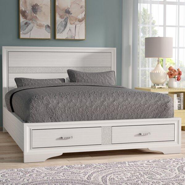 Alessandra Storage Standard Bed by Willa Arlo Interiors