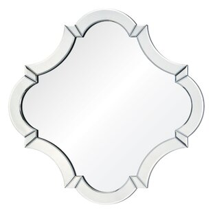 Darby Home Co Rutherford Sliver Accent Mirror