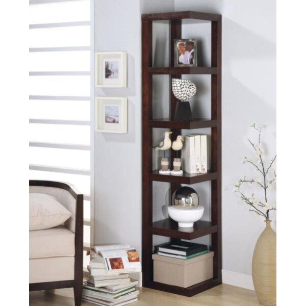 Trego Corner Unit Bookcase by Red Barrel Studio