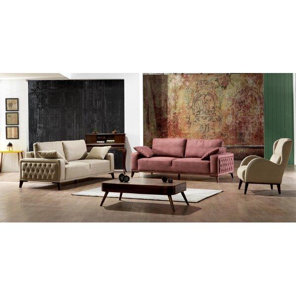 Danos Sleeper Living Room Collection by Brayden Studio