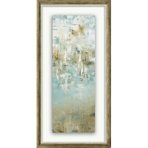 Sailor's Muse II by Lisa Ridgers Framed Painting Print by Star Creations