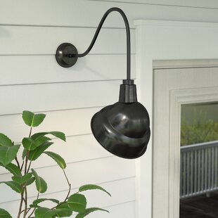 Check Prices Rachit Outdoor Barn Light By Gracie Oaks