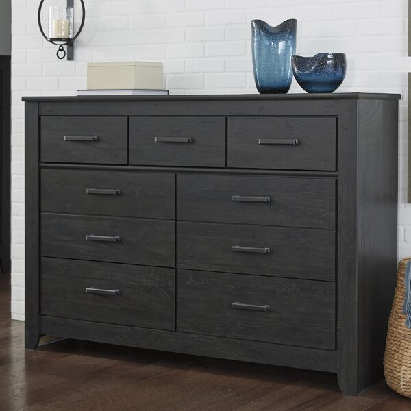Talon 7 Drawer Dresser by Wade Logan