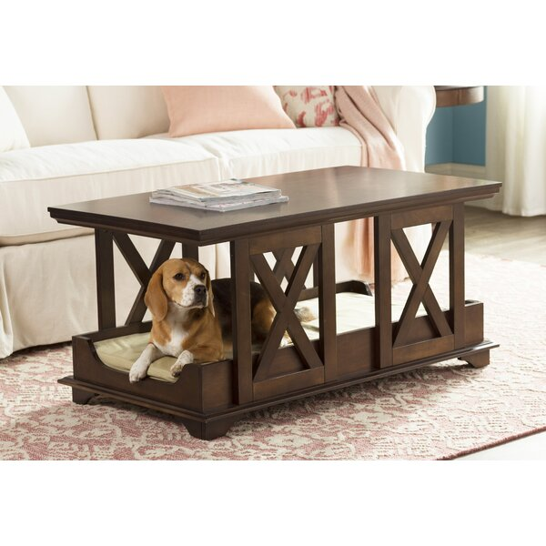 Coffee Table Dog Bed by Archie & Oscar