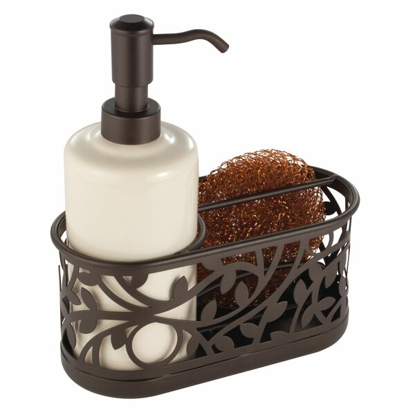 Vine Pump Caddy Soap Dispenser by InterDesign