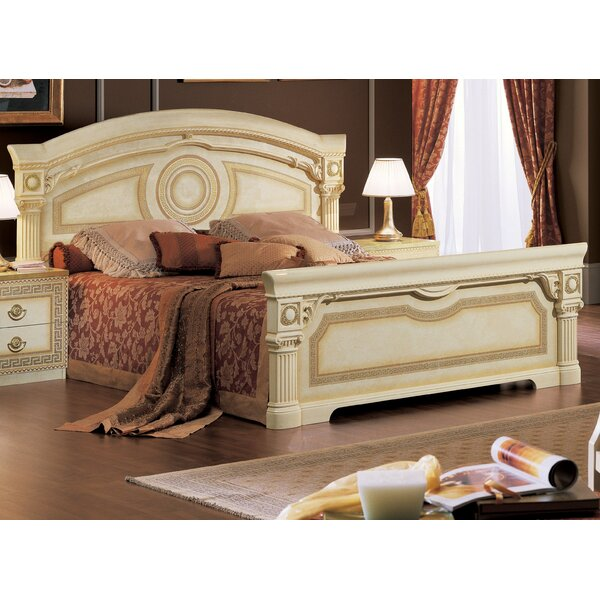 Alexzander Standard Bed by Astoria Grand