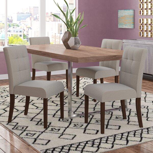 Isidora Upholstered Dining Chair (Set Of 4) By Brayden Studio Brayden Studio