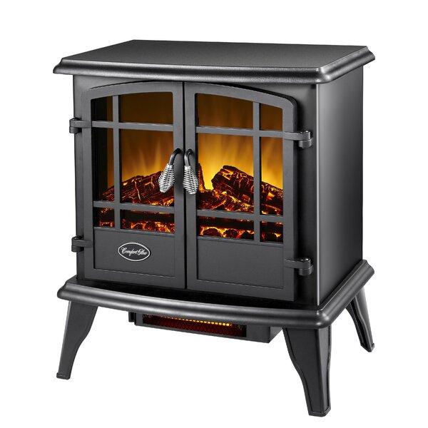 Comfort Glow Keystone 700 Sq. Ft. Electric Stove By World Marketing
