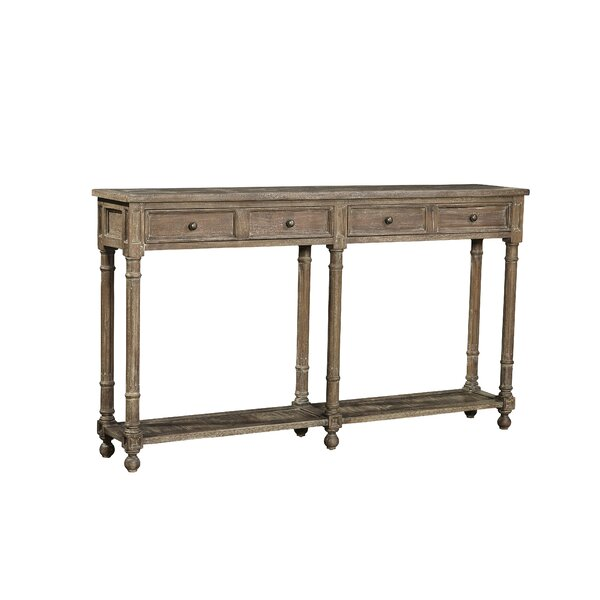Belanger Narrow Console Table (Set Of 2) By One Allium Way
