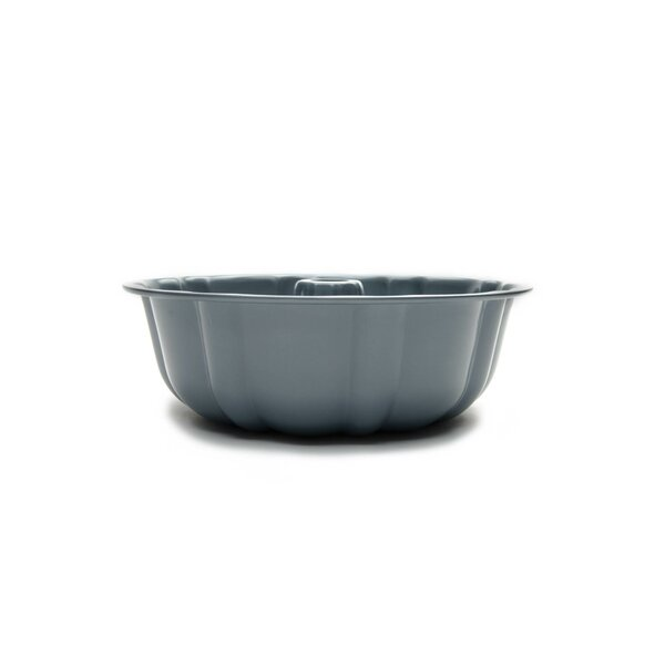 Non-Stick Fluted Cake Pan with Center Tube by Fox Run Brands